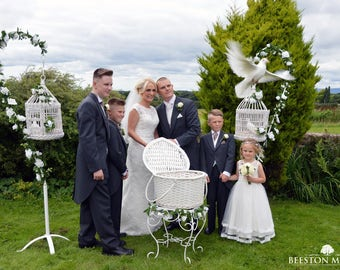White Doves for weddings