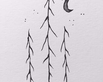 Pine tree times 3