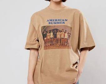 American Summer Vintage Tee