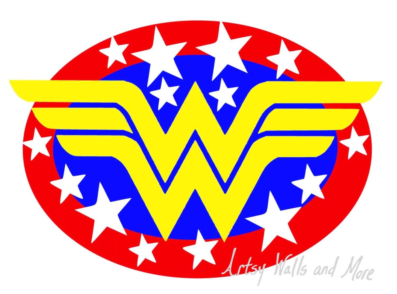 svg png jpg file wonder woman super hero clipart cut file for
