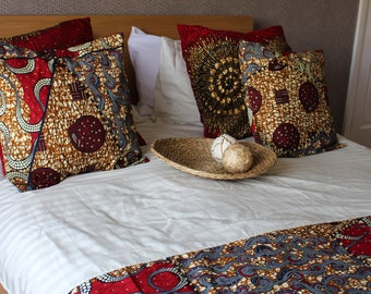 Matching Cushion Cover To Duvet Set in display Picture