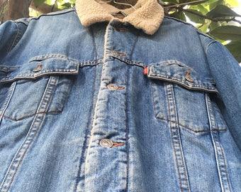 LEVI Strauss & Co. denim jacket