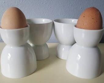 Vintage Soft Boiled Egg Holders