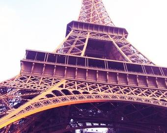 Eiffel Tower Photography, Paris Photography, Fancy Paris Photograph, Eiffel Tower, France Paris Art Print, Wall Art, Travel Photography