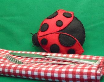 Ladybug Plushie