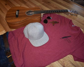 Music Shirts - Musician's apparel, Raven Design Co.