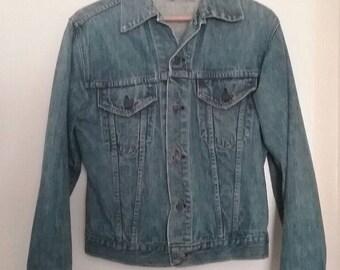Vintage mid 1980's Jean Jacket