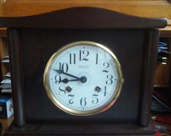 New England Mantle Clock