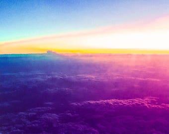 Photography Sky Print