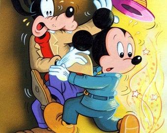 Disney Childerns Room Print