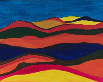 Technicolor Howgills