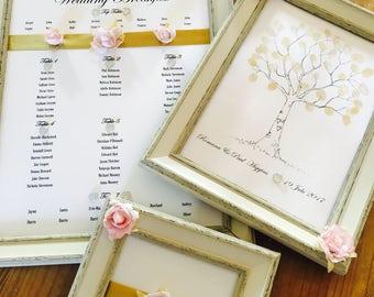 Vintage Rose wedding collection