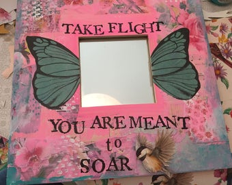 Mirror: You Are Meant to Soar!