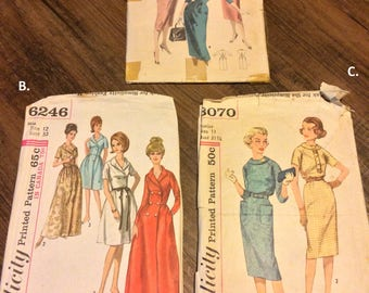 Classic dress patterns