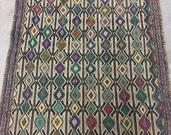 Great Turkish Kilim Rug