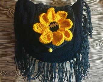 Hobo sunflower bag