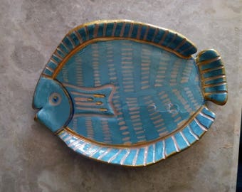 Turquaz Fish Plate