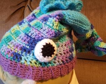 Crochet Fish Hat