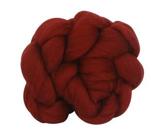 Wool Top Superwash Merino - Carmelo Colorway