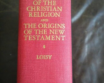 The Birth of the Christian Religion book