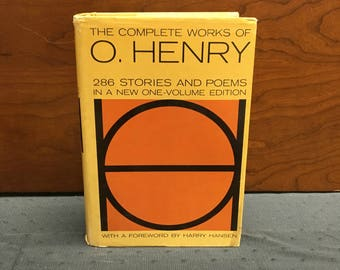 The Complete Works of O.Henry; 1953
