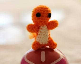 Charmander Pokémon Amigurumi