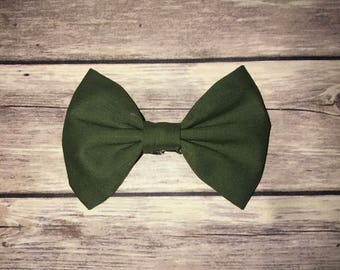Olive Bow