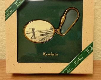 Barlow Design Keychain