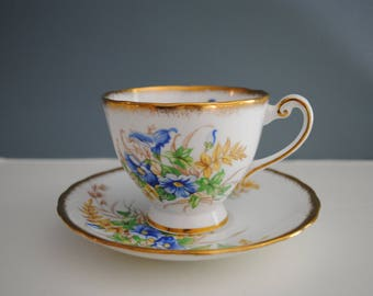 Windsor Bone China Tea cup and saucer