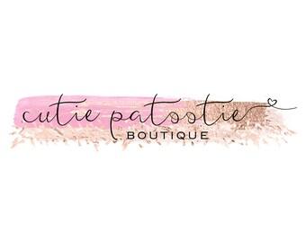 cutie Patootie Custom Watermark