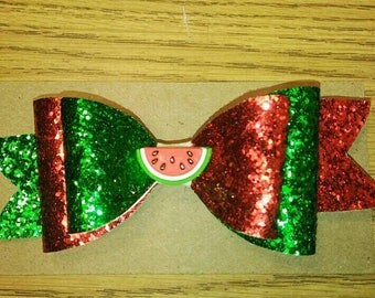 Sweet Watermelon bow