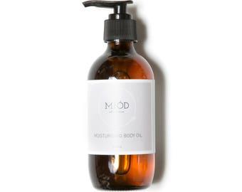 Organic Nourishing Body Oil