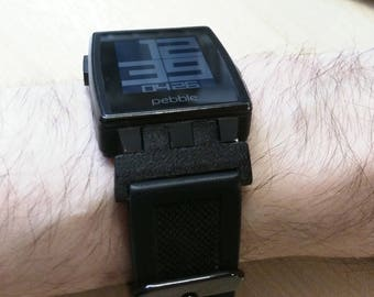 Pebble Steel 22mm Adapter