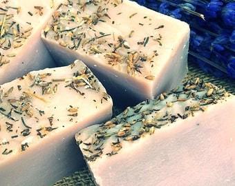 Wild Lavender Handmade All Natural Soap 100g