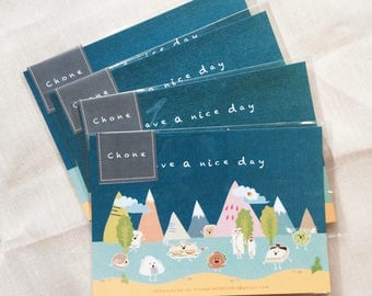 Have a nice day (Card designed by Chone.)