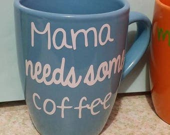 Mom Coffee Cups