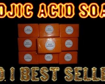 Original Kojic Acid Skin Whitening / Lightening Soap - 135g