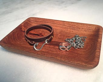 Handcrafted Mesquite Wood Dish