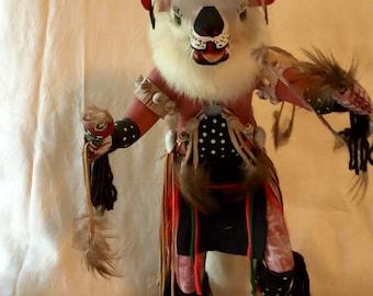 Vintage Navajo Kachina doll