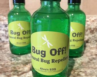 All-Natural Bug Repellent