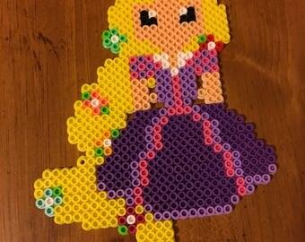 Tangled: Rapunzel | Pixel8ed Creations