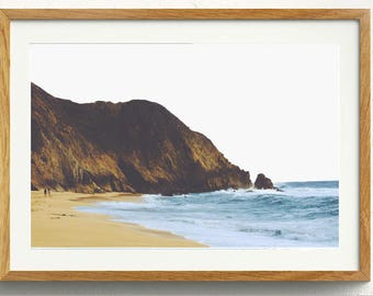Beach Print Ocean Print Digital Beach Art Download Ocean Beach Print Beautiful Beach Wall Decor Ocean Decor Modern Office Home Download