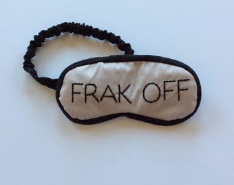 frak off sleep mask