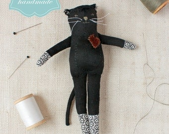 mr. socks : a sewing pattern