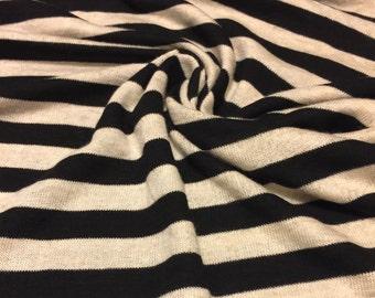 Stretch Jersey Stripes 2 Yards