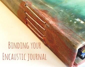Encausticology Paper Journey Encaustic Painting Online  Workshop
