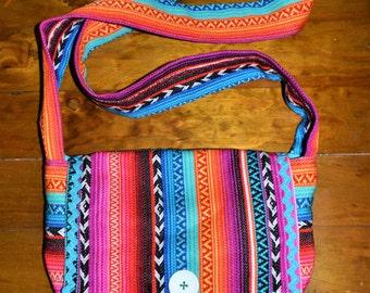 Mexican Blanket Handbag