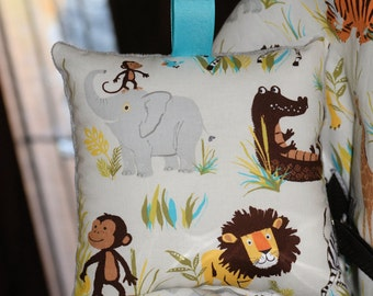 Shopping Cart Cover for Boy or Girl Custom by Tinder Designs Boutique -  Wild Animal Adventures