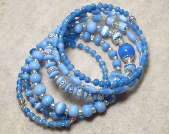 Blue Summers Skies Bracelet