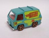 Scooby Doo Mystery Machine : Hot Rod, Man Cave, Refrigerator, Tool Box, Magnet